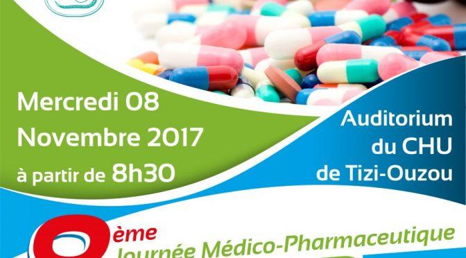 8ème Jnée Médico-Pharmaceutique – 2017